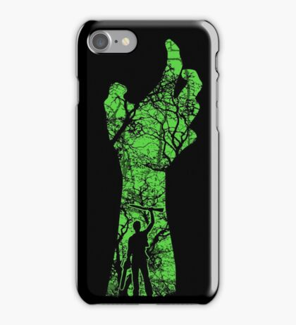 EVIL DEAD - HAND'S UP iPhone Case/Skin