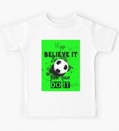You Can Do It Kids Tee