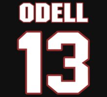 NFL Player Odell Beckham thirteen 13 T-Shirt