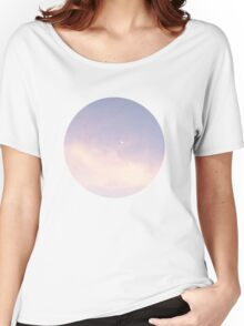 Moon shine Women's Relaxed Fit T-Shirt
