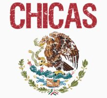 Chicas Surname Mexican by surnames