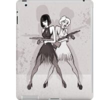 Velma and Roxie iPad Case/Skin