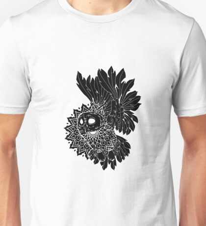 Space Owl Unisex T-Shirt