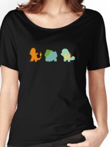 Kanto starters Women's Relaxed Fit T-Shirt