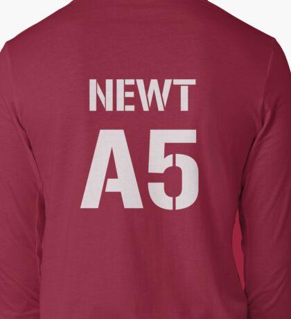 NEWT A5 Long Sleeve T-Shirt