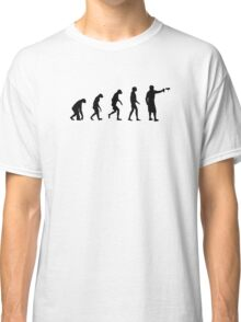 Evolution of Graffiti / Streetart / Bombing Classic T-Shirt