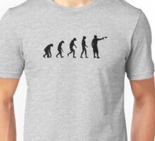 Evolution of Graffiti / Streetart / Bombing Unisex T-Shirt
