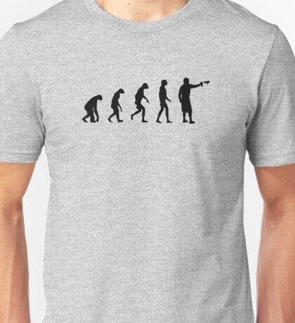 Evolution of Graffiti / Streetart / Bombing Unisex T-Shirt