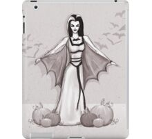 Lily Munster iPad Case/Skin