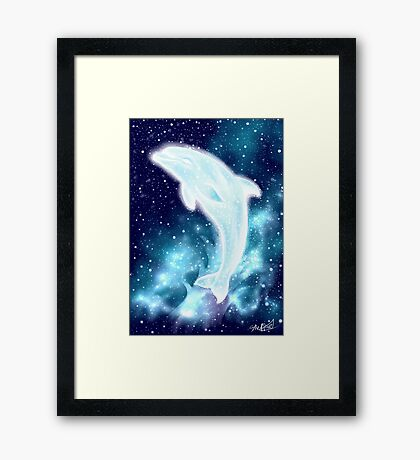 Angel of Taiji Framed Print