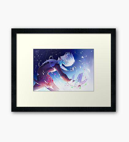 Yuri!!!on Ice - Victor Framed Print