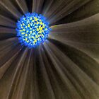 Flower Negativity by Bob Wall
