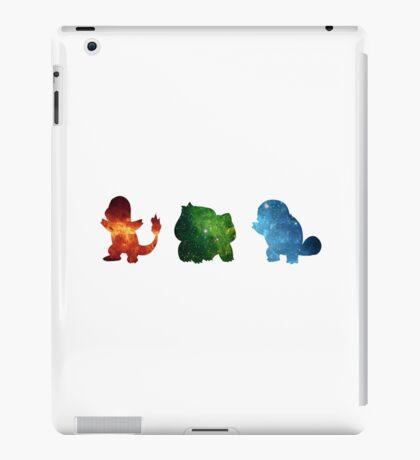 Galaxy Kanto starters iPad Case/Skin