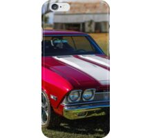 Chevelle iPhone Case/Skin