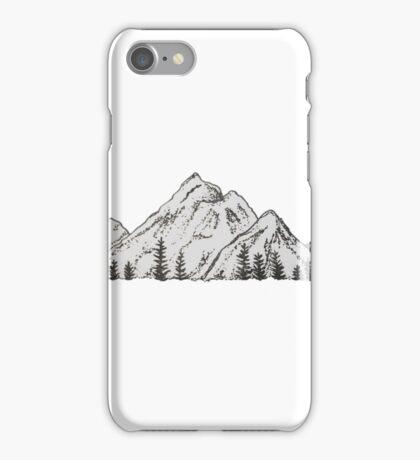 Mountians iPhone Case/Skin