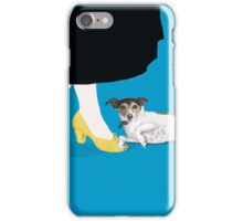 Taylor and Reclining Flo  iPhone Case/Skin