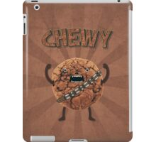 Chewy Chocolate Cookie Wookiee iPad Case/Skin