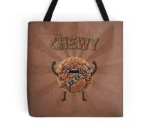 Chewy Chocolate Cookie Wookiee Tote Bag