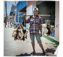 Poultry Vendor Poster