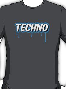 TECHNO - PARTY - RAVE - EDM T-Shirt