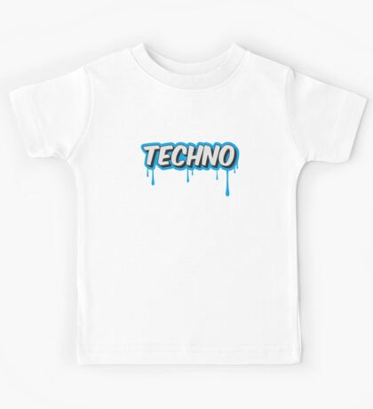 TECHNO - PARTY - RAVE - EDM Kids Clothes