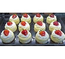 Mouth Watering Photographic Print