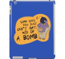 Some Days... iPad Case/Skin