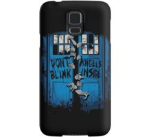 The walking Angels Samsung Galaxy Case/Skin