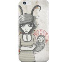 Goat Bless II iPhone Case/Skin