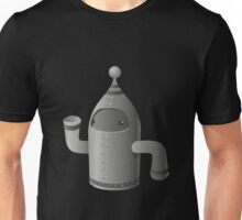 Glitch Inhabitants npc maintenance bot Unisex T-Shirt