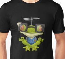 Glitch Inhabitants npc myopic frog Unisex T-Shirt