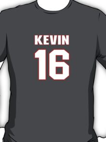NFL Player Kevin Ozier sixteen 16 T-Shirt