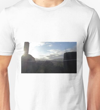 Dusk in yorkshire Unisex T-Shirt
