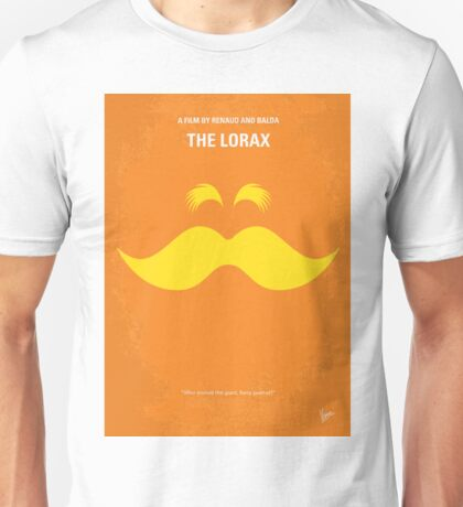 No261 My THE LORAX minimal movie poster Unisex T-Shirt