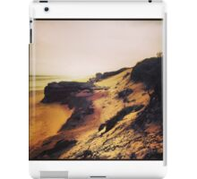 Black Rock Beach iPad Case/Skin