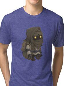 Glitch Inhabitants npc rare item vendor Tri-blend T-Shirt