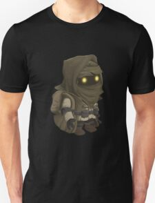 Glitch Inhabitants npc rare item vendor T-Shirt