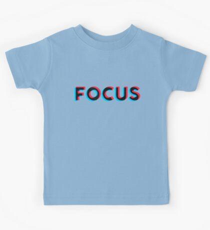 Focus! Kids Tee