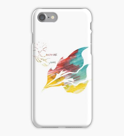 Campfire Songs iPhone Case/Skin