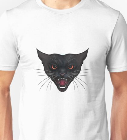 Pussy From Hell Unisex T-Shirt