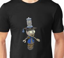 Glitch Inhabitants npc schoolmaster Unisex T-Shirt