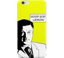 Good God Lemon iPhone Case/Skin