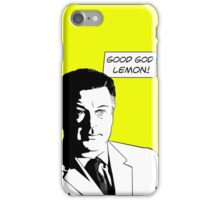 Good God Lemon iPhone Case/Skin