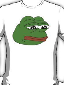 Sad Frog T-Shirt