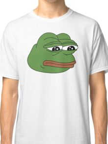 Sad Frog Classic T-Shirt