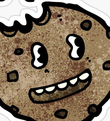 cartoon cookie Sticker