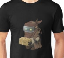 Glitch Inhabitants npc smuggler Unisex T-Shirt