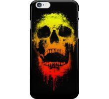 Urban Skull iPhone Case/Skin