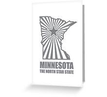 Minnesota 01 Greeting Card