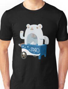 Glitch Inhabitants npc sno cone vending machine Unisex T-Shirt